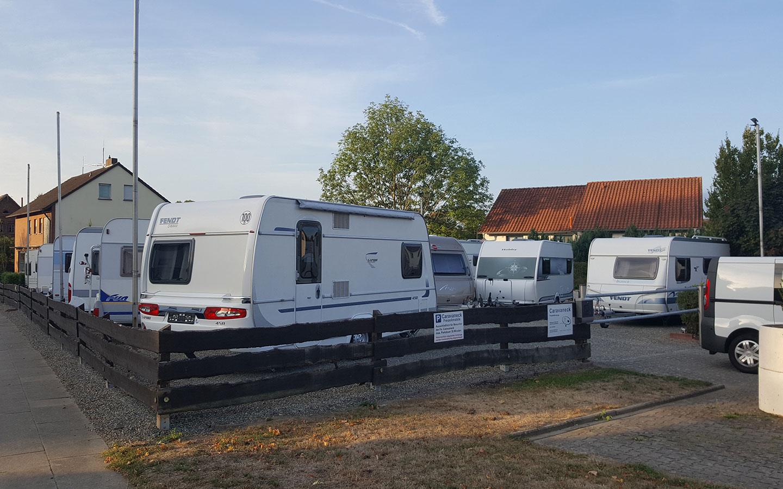 Caravaneck Porta Westfalica - Ihr Ansprechpartner für Wohnwagen und Freizeitfahrzeuge
