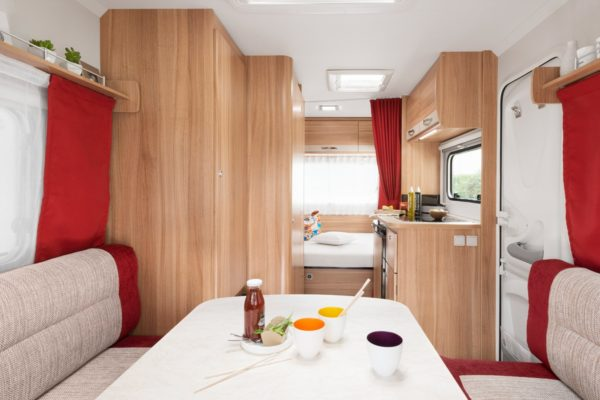 Sterckeman Wohnwagen Starlett Comfort - Caravaneck Porta Westfalica